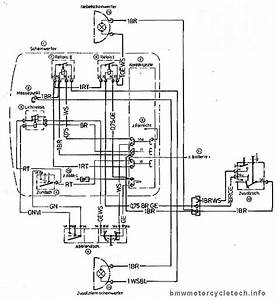 Bmw Airhead Motorcycle Miscellaneous Electrical Systems