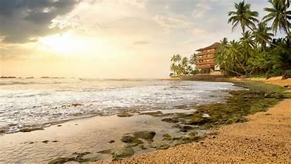 Lanka Sri Beach Nature Wallpapers 4k Background