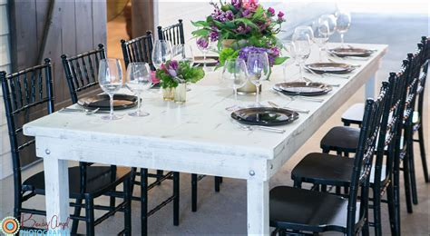 how to white wash a table whitewash farm table rental 1 goodwin events