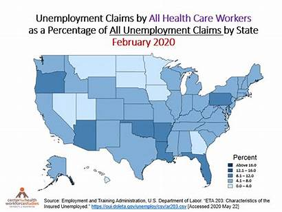 Health Care Unemployment State Workers Claims Washington