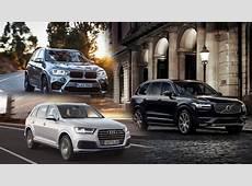 2015 Volvo XC90 vs 2016 BMW X5 M vs 2016 Audi Q7 YouTube