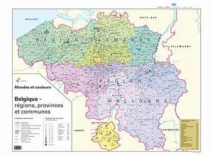 Carte Du Monde Liège : carte de belgique liege archives voyages cartes ~ Teatrodelosmanantiales.com Idées de Décoration