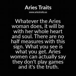 Aries Woman Quotes | www.pixshark.com - Images Galleries ...