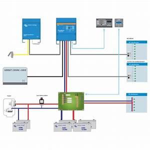 Victron Energy Quattro Sinewave Multiplus 24v 5000w  120-100  100