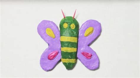 fabriquer un papillon en p 226 te 224 sel