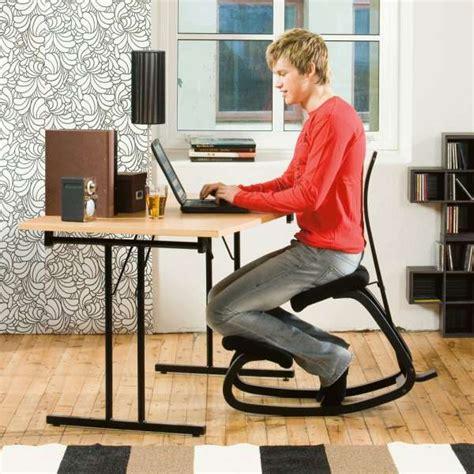 chaise de bureau ergonomique chaise de bureau ergonomique en tissu et bois variable varier 4 pieds tables chaises et