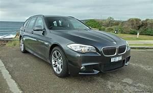 BMW 520d Touring Review CarAdvice