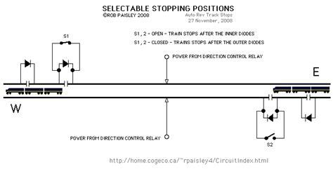 Automatic Reversing Circuit