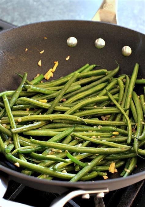 ginger beef  green bean stir fry mantitlement