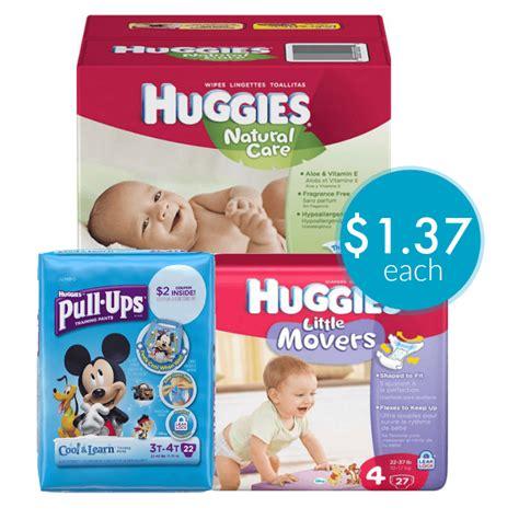26016 Huggies Diapers Coupons Target by Print Huggies Diapers Coupons 1 37 Per Pack