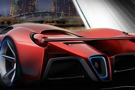 Ferrari f8 tributo 3.9 v8 fuel consumption (economy), emissions and range. FERRARI F 80 CONCEPT - Luxury Topics luxury portal