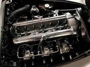 Aston Martin Db5 Engine Bay