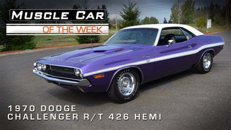 muscle car   week video   dodge challenger