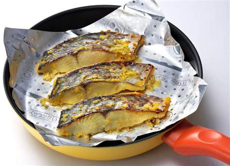 魚 ホイル 焼き フライパン