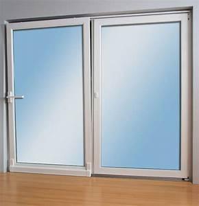 ds portes fenetres alu portes fenetre pvc portes With porte fenetre coulissante pvc