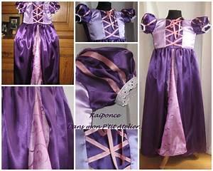 patron robe de princesse raiponce With créer une robe de princesse