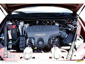 2001 Buick Regal Ls Engine Photos