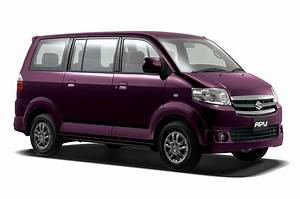 2015 Suzuki Apv Pricelist  Specs  Reviews And Photos