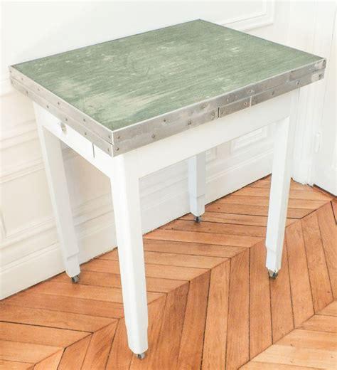 petit table de cuisine table de cuisine vintage mes petites puces