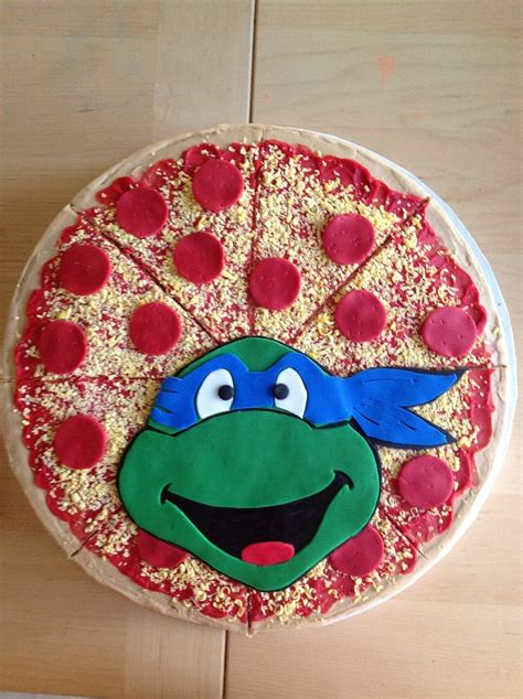 images  teenage mutant ninja turtle cake