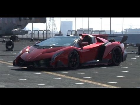 lamborghini veneno roadster price  million top speed