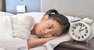 Screen Time Associated With Lack Of Sleep In Children