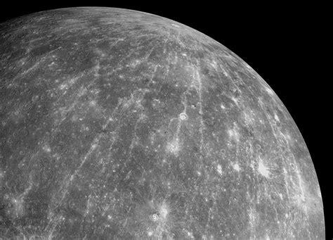 أحدث تصوير لكوكب عطارد نشرته ناسا Mercury