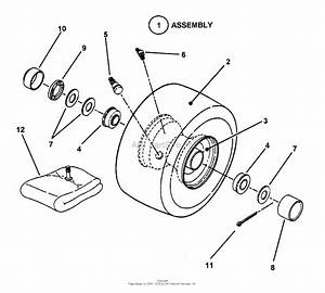 Snapper 280922b  84697  28 U0026quot  9 Hp Rear Engine Rider Series 22 Parts Diagram For Wheels
