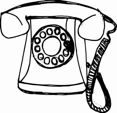 Telephone Drawing Transparent Onlygfx Px 1761 1696