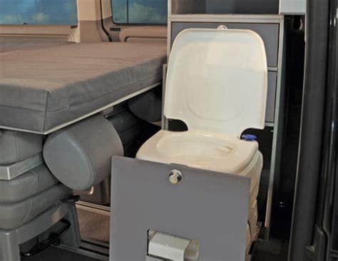 vw t6 cer mit toilette modulturm wc vans vw t5 zubeh 246 r wohnmobil vw t5