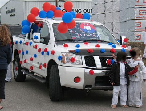 parade float decorations calgary decorating a car for a parade iron