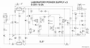 Power - Lab Supply Schematic