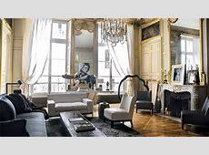 Interior Designer Christian Liaigre's Parisian Apartment