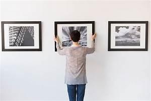 Bilder Aufhängen Schiene : bilder richtig aufh ngen zuhausewohnen ~ Markanthonyermac.com Haus und Dekorationen