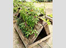 Pallet Garden Foxy Folksy
