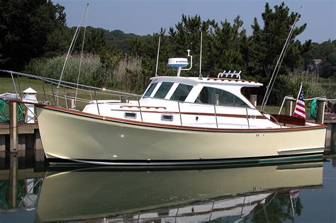 Downeast Boats by Wilbur Yachts 31 Downeast Style Boats Downeast Style Boats