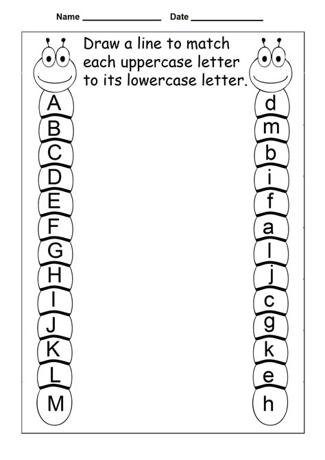 printable abc worksheets  activity shelter