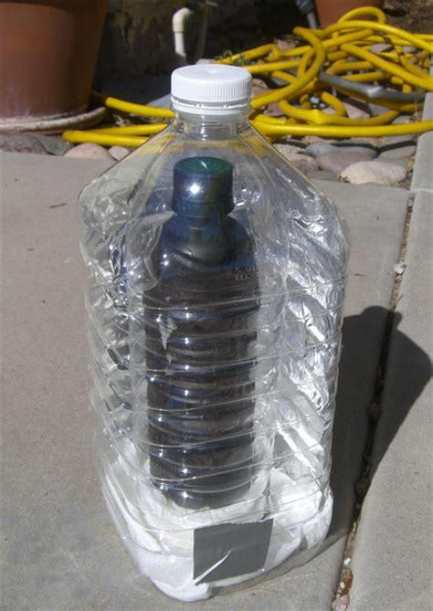 Solar Water Bottle Heater All