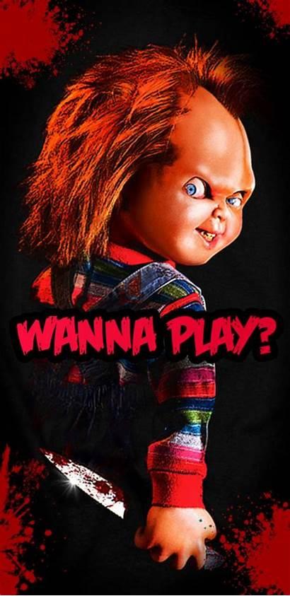 Chucky Play Wanna Doll Childs