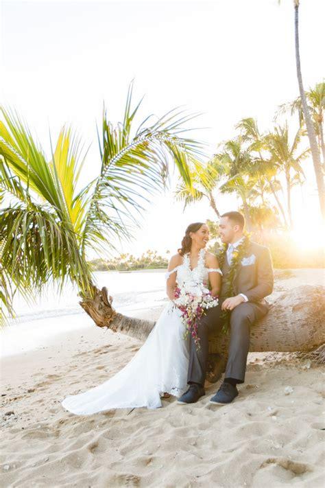 compare oahu beach wedding packages  destination hawaii
