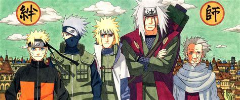 Hd Background Naruto Shippuden Boys Kakashi Yondaime