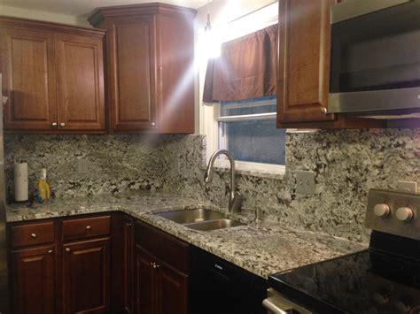 azul aran granite kitchen project details  pictures