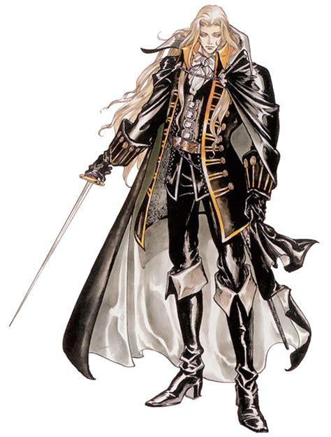 Castlevania Symphony Of The Night Alucard Artsy