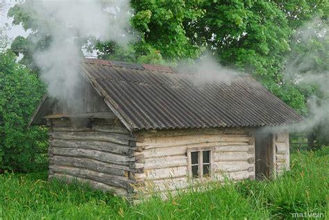 Melnā vai dūmu pirts in 2020 | House styles, House, Home