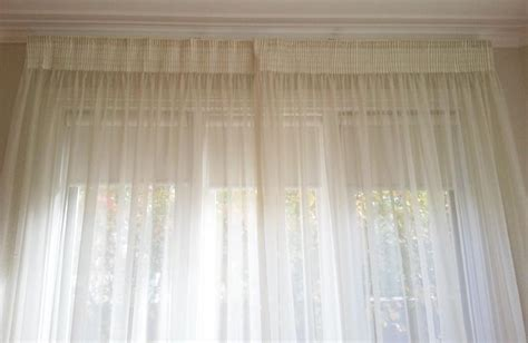 custom  pencil pleat curtains melbourne