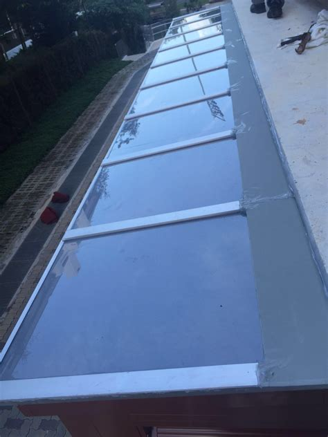 aluminium structure polycarbonate roofing  aluminium