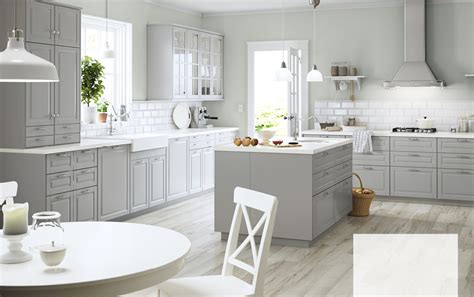 Kitchen Furniture Ikea Your Recipes In Rustic Style Ikea
