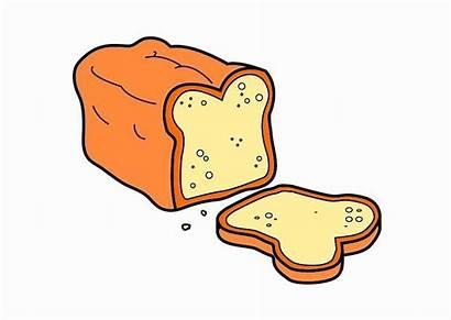 Brood Pain Afbeelding Brot Bilde Dessin Prent