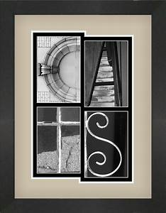 cats photo letter art framed With letter art frames