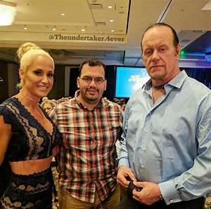 Undertaker, Wife Michelle McCool, Fan | The Undertaker ...
